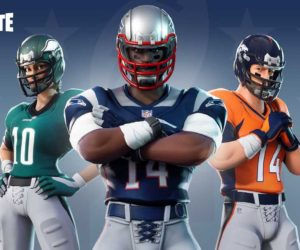 La NFL s'associe au jeu vidéo Fortnite