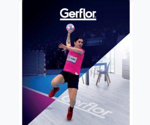 Gerflor prend la parole à l'occasion de l'Euro féminin de Handball 2018