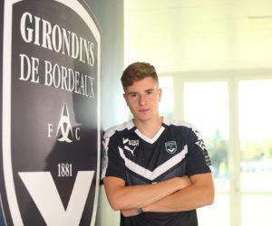 Les Girondins de Bordeaux changent de sponsor maillot pour 3 matchs