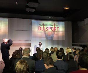 Palmarès complet du Grand Prix Stratégies du Sport 2018