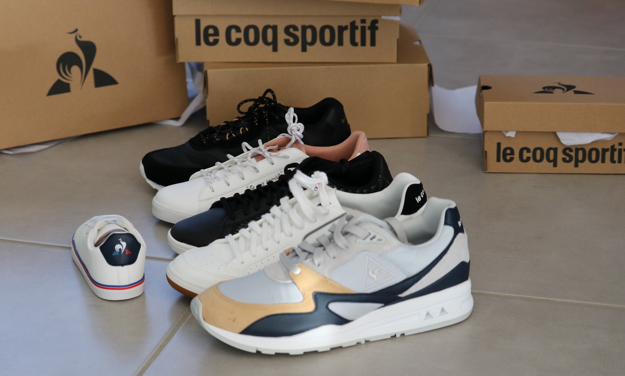 Le Coq Sportif Sneakers | LOOKBOOK