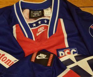 Des maillots «vintage» pour certains clubs de football chez Nike la saison prochaine ?