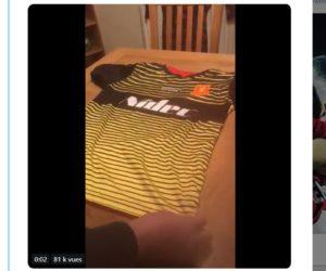 Football – Le maillot réversible de Newtown AFC conçu par BSK fait parler de lui dans les médias français