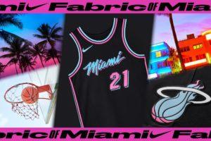 Les 30 nouveaux maillots NBA «City Edition» sont désormais connus