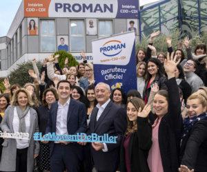Proman 4ème sponsor national de la Coupe du Monde Féminine de Football de la FIFA 2019 organisée en France