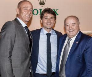 Rolex officialise la signature de son contrat de partenariat avec Roland-Garros