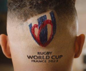 L'identité visuelle de la Coupe du Monde de Rugby France 2023 dévoilée
