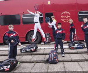 Tennis – Comment Lacoste et Tecnifibre comptent séduire les jeunes pépites avec le programme «Les Petits Crocos»