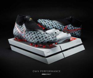 Nike dévoile sa 3ème paire de chaussures de football co-brandée EA SPORTS (PhantomVSN)