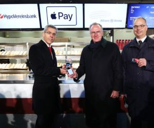 Le Bayern Munich et Apple introduisent une dose de technologie supplémentaire à l'Allianz Arena