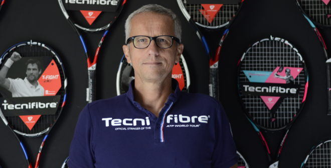 Interview : Nicolas Préault, CEO de Tecnifibre – «Le nouveau logo présenté à la fin du premier trimestre 2019»