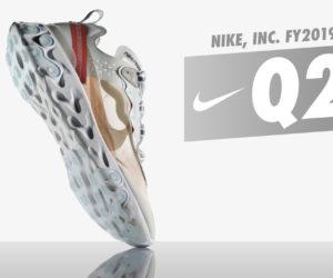 Chiffre d'affaires en hausse pour Nike Inc au second trimestre 2018-2019