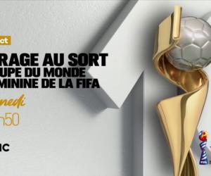 TMC diffusera le tirage au sort de la Coupe du Monde Féminine de Football France 2019 le 8 décembre