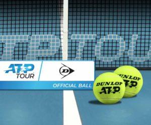 Tennis – Dunlop nouveau partenaire de l'ATP Tour jusqu'en 2023