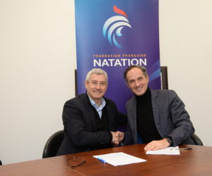 Acoufun devient fournisseur officiel de la Fédération Française de Natation
