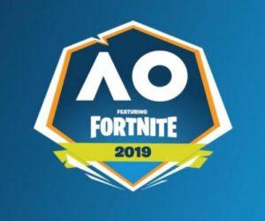 L'Open d'Australie 2019 va accueillir un tournoi Fortnite avec 500 000 dollars en jeu
