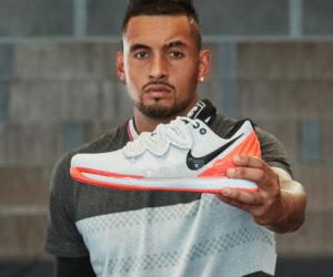 Tennis – Nike lance une paire de chaussures signée Kyrie Irving et portée par Nick Kyrgios pour l'Open d'Australie 2019
