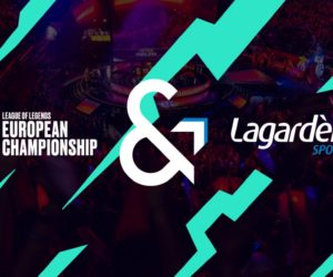 eSport – Lagardère Sports signe un contrat avec le League of Legends European Championship (LEC)