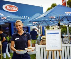 Sponsoring – Barilla prolonge son contrat avec l'Open d'Australie pour l'édition 2019