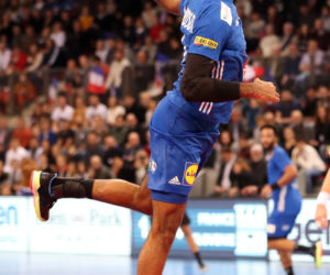Blåkläder nouveau sponsor manche de l'Equipe de France de Handball