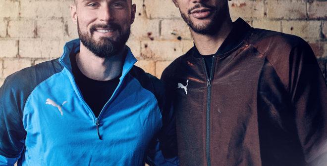 Steven Nzonzi et Mamadou Sakho rejoignent Puma
