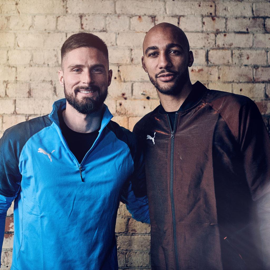 ¿Cuánto mide Steven NZonzi? - Real height Steven-Nzonzi-Olivier-Giroud-Puma-e1547800295625