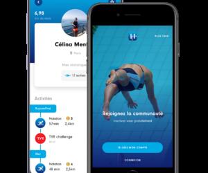 La Fédération Française de Natation et Sport Heroes Group lancent l'application Swimming Heroes