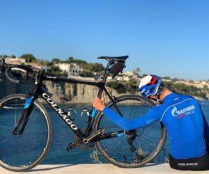 UYN devient le sponsor technique de l'équipe cycliste Gazprom-RusVelo