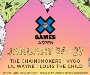 De nouveaux sponsors pour les X Games d'Aspen 2019