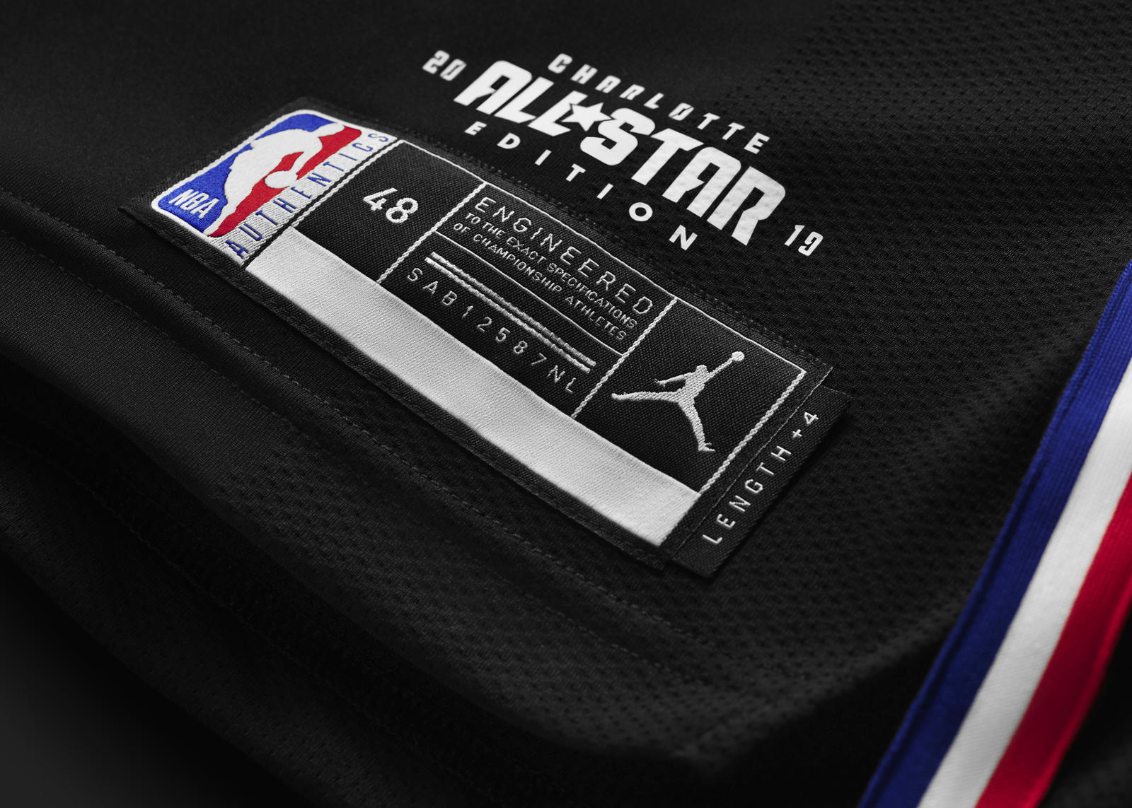Jordan Brand dévoile les maillots du NBA All-Star Game 2019 ...