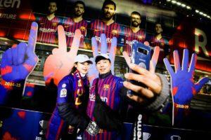 Le FC Barcelone leader du Fan Engagement sur les réseaux sociaux en 2018