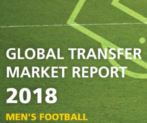 Les chiffres clés du marché des transferts internationaux dans le football en 2018 (Rapport Fifa TMS 2018)