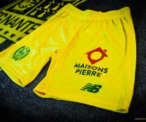 Sponsoring – Maisons Pierre s'affiche sur le short du FC Nantes jusqu'à la fin de la saison