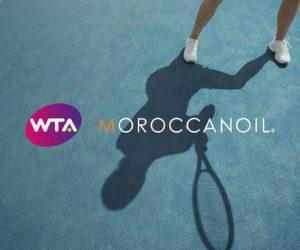Tennis – Moroccanoil nouveau partenaire de la WTA