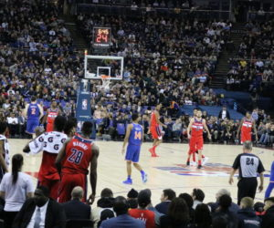Sponsoring – YOP sera le Yaourt Officiel du NBA Paris Game 2020 présenté par beIN SPORTS