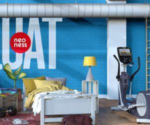 Neoness met en jeu… 3 nuits dans une de ses salles de sportavec «Le Squat»