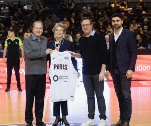 Sponsoring – Harmonie Mutuelle premier Partenaire Majeur du Paris Basketball