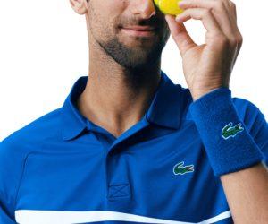 Les tenues Lacoste de Novak Djokovic, Pierre-Hugues Herbert, Jérémy Chardy et Benoît Paire pour l'Open d'Australie 2019