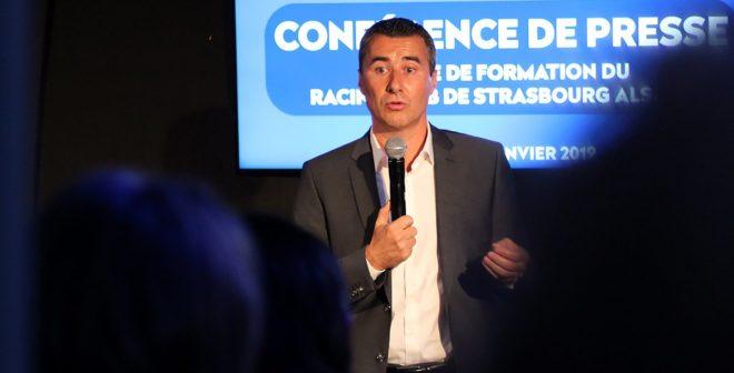 Le centre de formation du Racing club de Strasbourg Alsace devient la «Racing Mutest Académie»