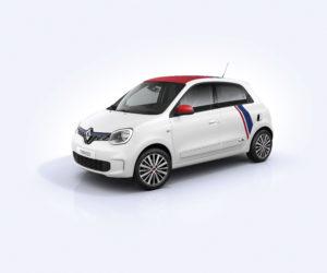 Renault lance une Twingo «le coq sportif» en série limitée