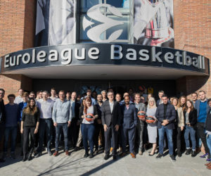 L'Euroleague Basketball récompense les startups avec le « Tech Challenge »