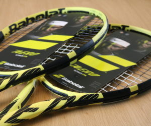 Shopping – Découvrez la nouvelle Babolat Pure Aero, raquette de Rafael Nadal et Jo-Wilfried Tsonga