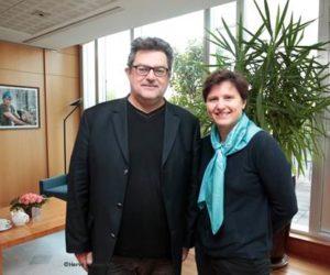 Vincent Duluc nouveau président du conseil d'administration du Musée National du Sport