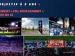 L'Olympique Lyonnais vise les 400M€ de Chiffre d'Affaires d'ici 5 ans avec un concept de « full entertainment »