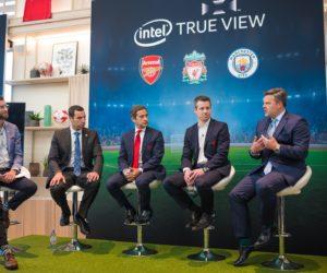 Intel s'associe à Manchester City, Liverpool et Arsenal pour enrichir l'expérience des Fans avec «True View»
