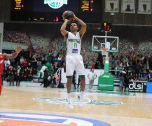 Basket – Kappa nouvel équipementier de Nanterre 92 jusqu'en 2022