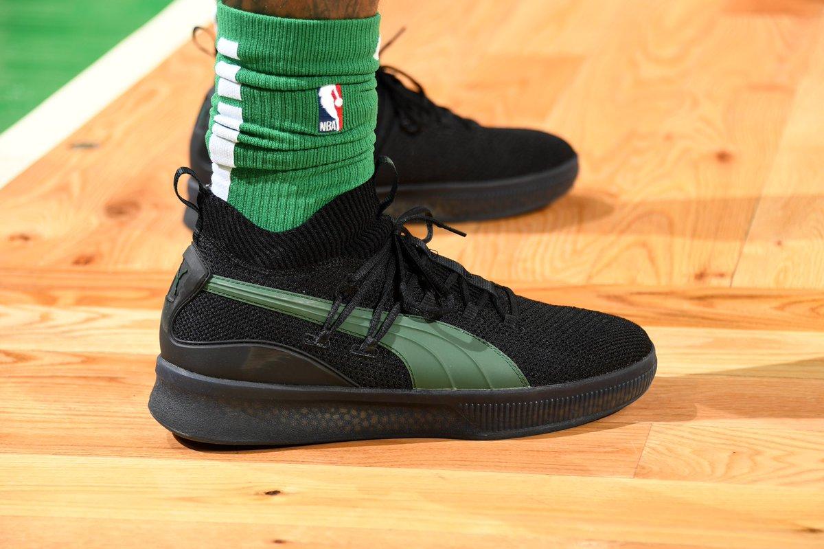Puma lance sa nouvelle chaussure de basket ball, la Clyde