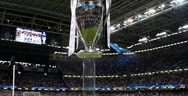 Le détail des primes pour l'UEFA Champions League 2019-2020