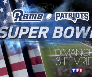 Le prix des 30 secondes de publicité sur TF1 pour le Super Bowl 2019