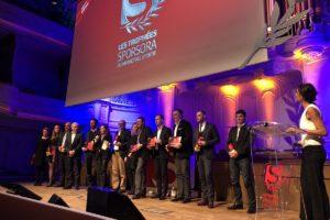 Le palmarès des Trophées Sporsora 2019